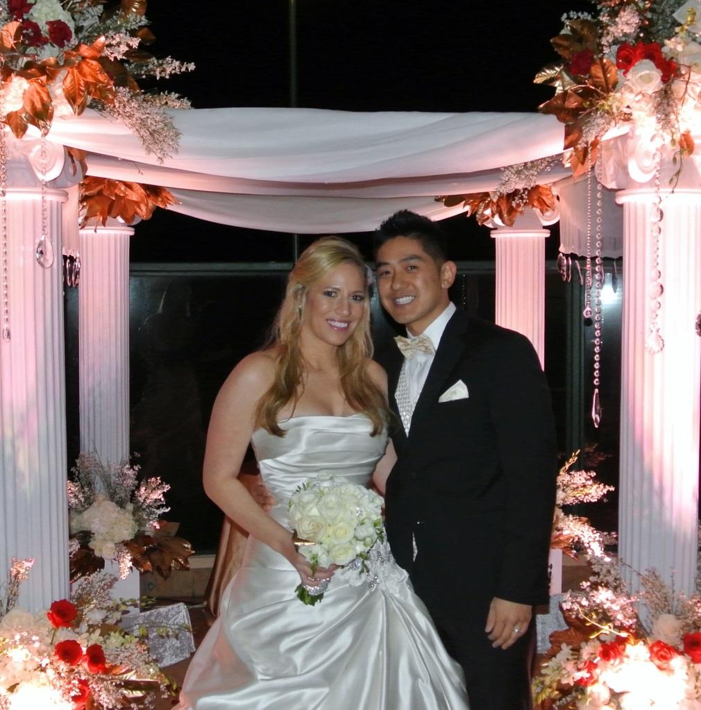 Wedding Cakes Orange County: Huntington Beach, California
