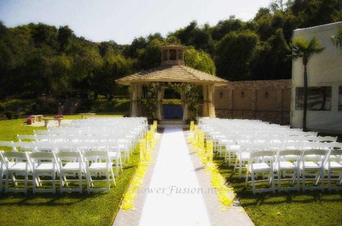 Los Willows Wedding Fallbrook Ca