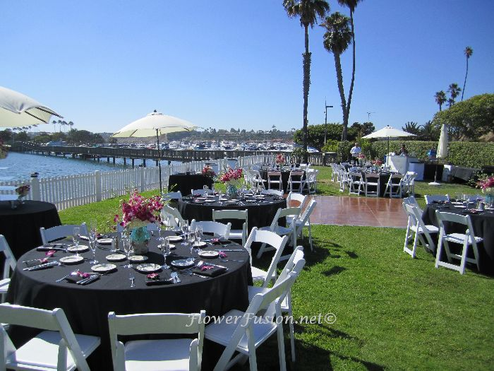 Island Hotel Wedding Newport Beach Ca